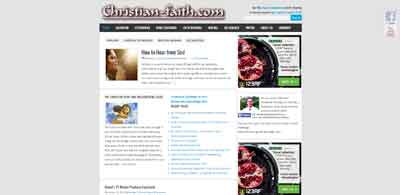 Christian-faith-Website