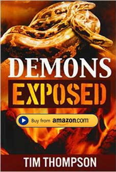 Pastor Tim Thompson Books Demons-Exposed